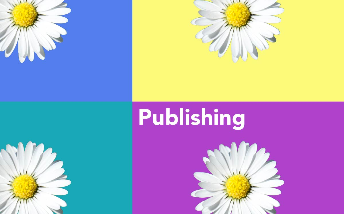 Desktop publishing impaginato al corso di InDesign.