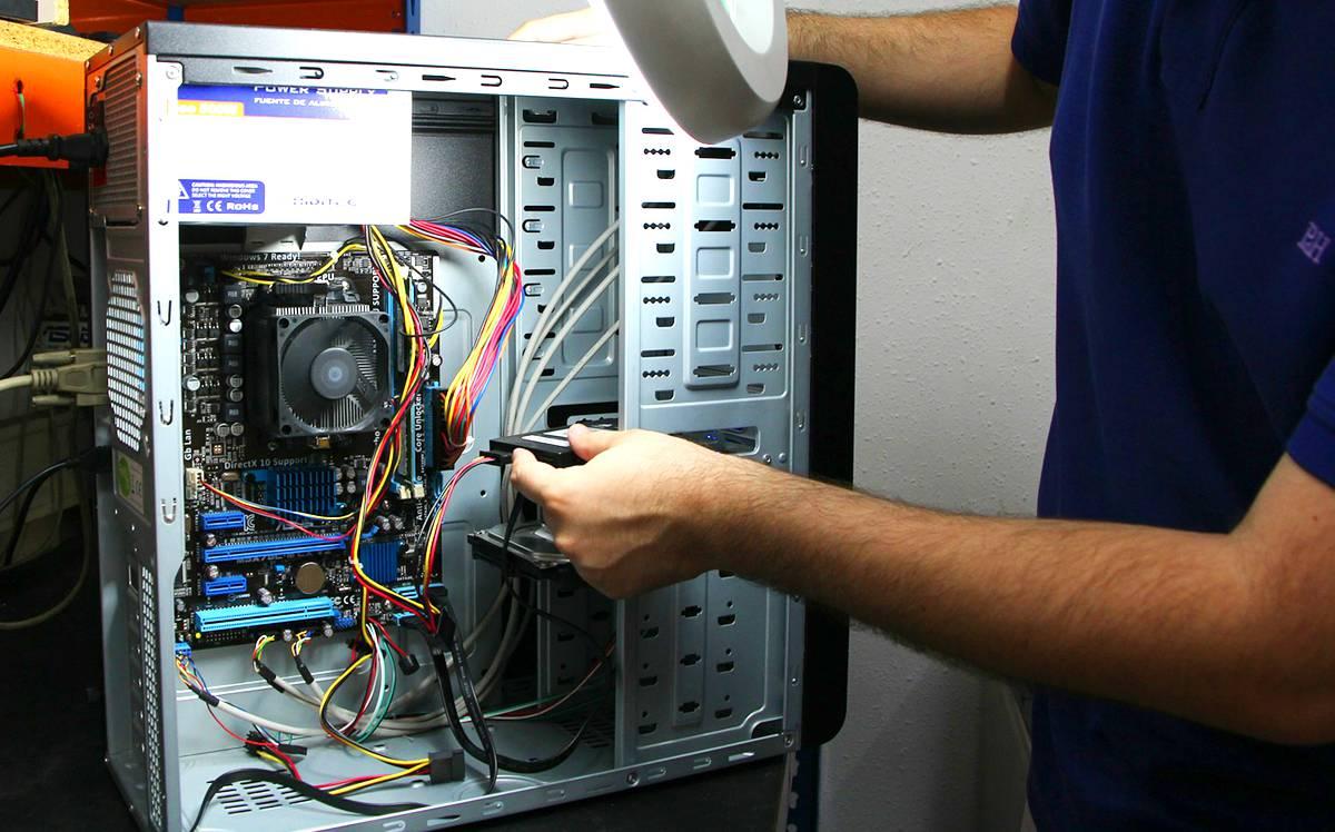 Il corso per tecnico hardware organizzato da FormadHoc.