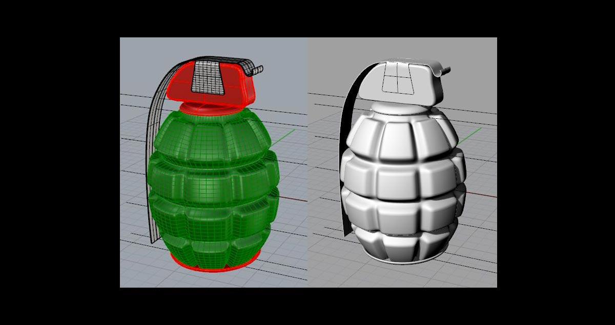 Rendering 3D a partire da CAD 3D: wireframe, materiali, superfici.