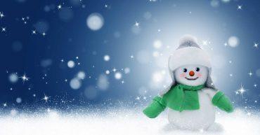 Snowy, l'omino di neve.