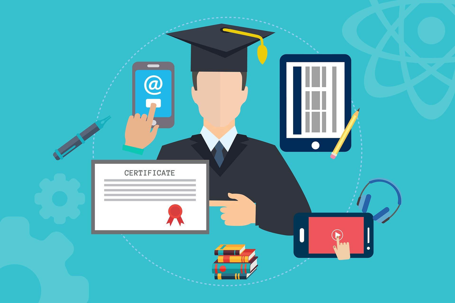 Le certificazioni della formazione con FormadHoc.